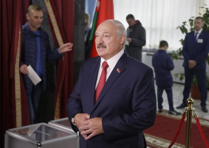 Előzetes szavazás kezdődött a fehérorosz elnökválasztás részeként