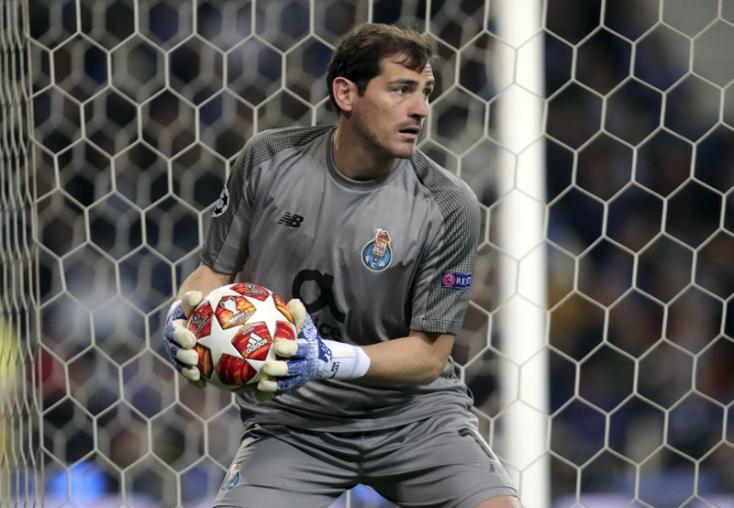 Bejelentette visszavonulását Iker Casillas