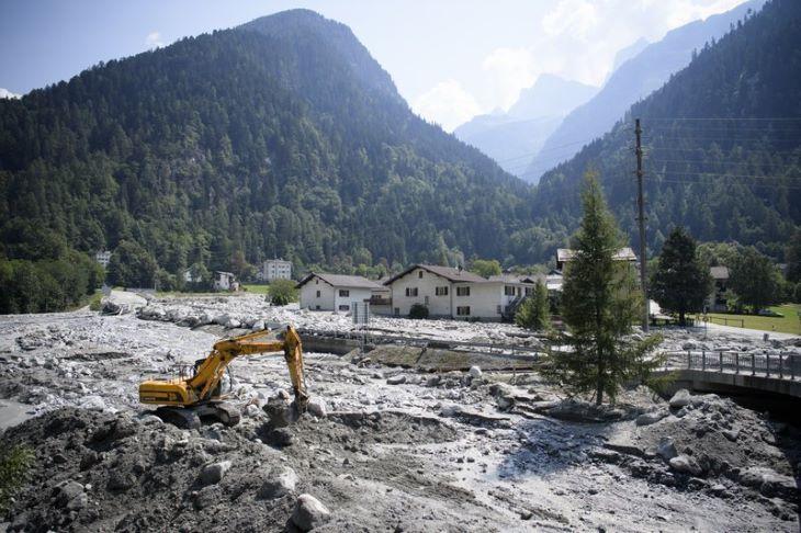 A klímaváltozás miatt pereli a svájci kormányt egy csoport helyi nyugdíjas nő