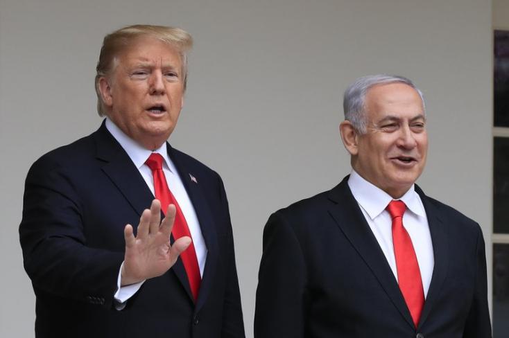 A Kreml tanulmányozza Trump közel-keleti béketervét