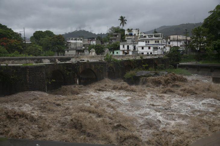 A Cristóbal trópusi vihar elérte Mexikót