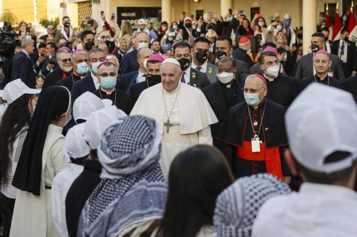 Ferenc pápa: boldogok az üldözöttek, a gyászolók és a szegények