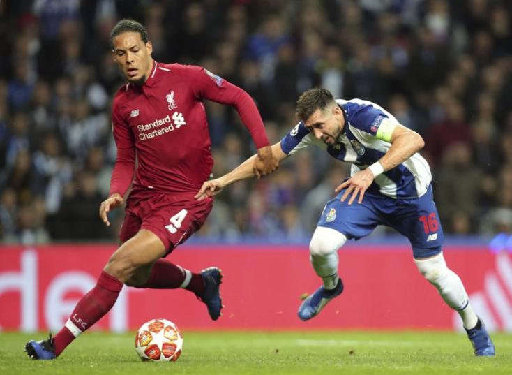A Liverpool edzője nem kényszeríti, de nem is tartja vissza Virgil van Dijkot