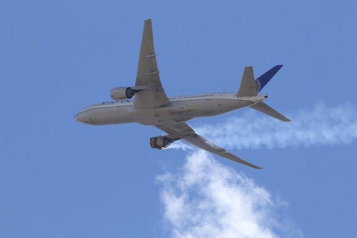 A Boeing egyes 777-es repülőgépének ideiglenes kivonását javasolja a forgalomból