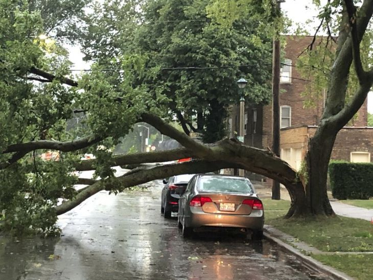 Az amerikai elnök rendkívüli állapotot hirdetett ki Iowa egész területére a viharok miatt