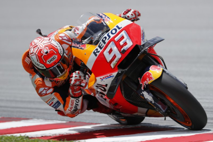 Cseh Nagydíj - Marquez 50. diadala a MotoGP-ben