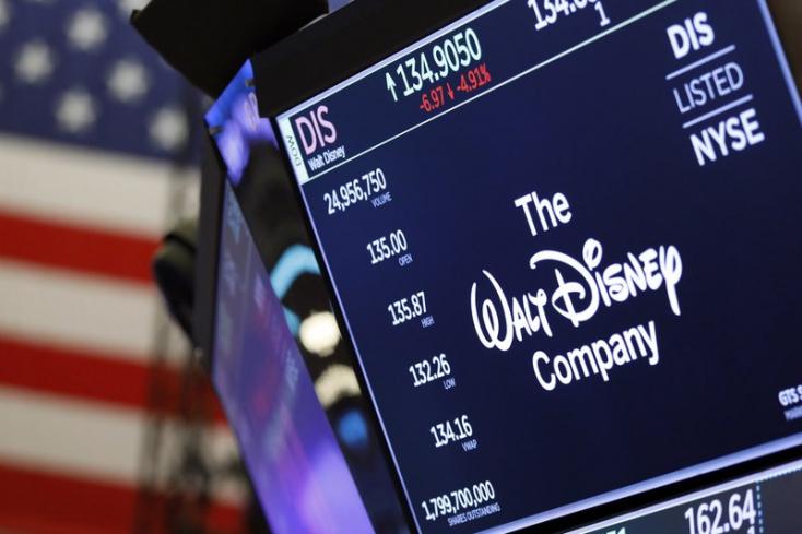 Több mint tízmillióan fizettek elő az első napon a Disney streamingszolgáltatására