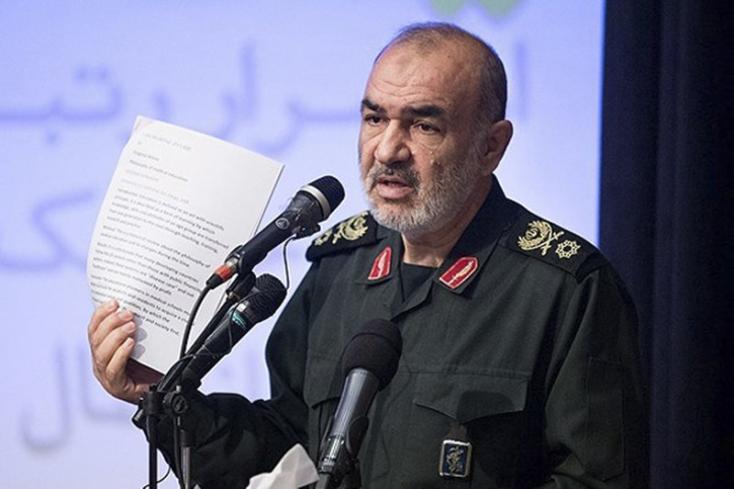 Az iráni Forradalmi Gárda vezetője bosszút esküdött az Egyesült Államok ellen