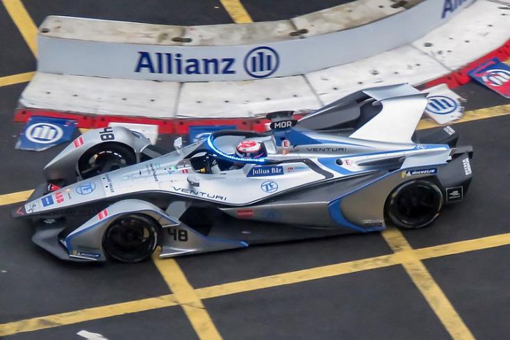 Forma-E versenyek rendezéséről tárgyalnak a magyarok a FIA elnökével