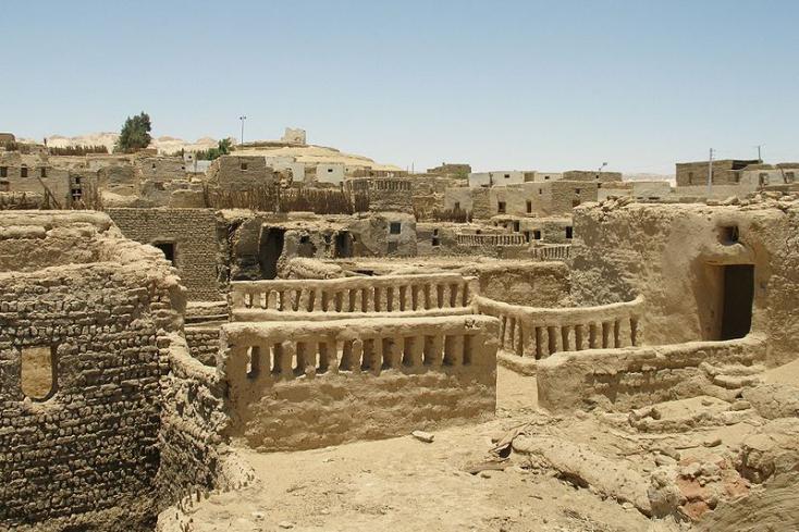 Római kori sírokat tártak fel Egyiptomban