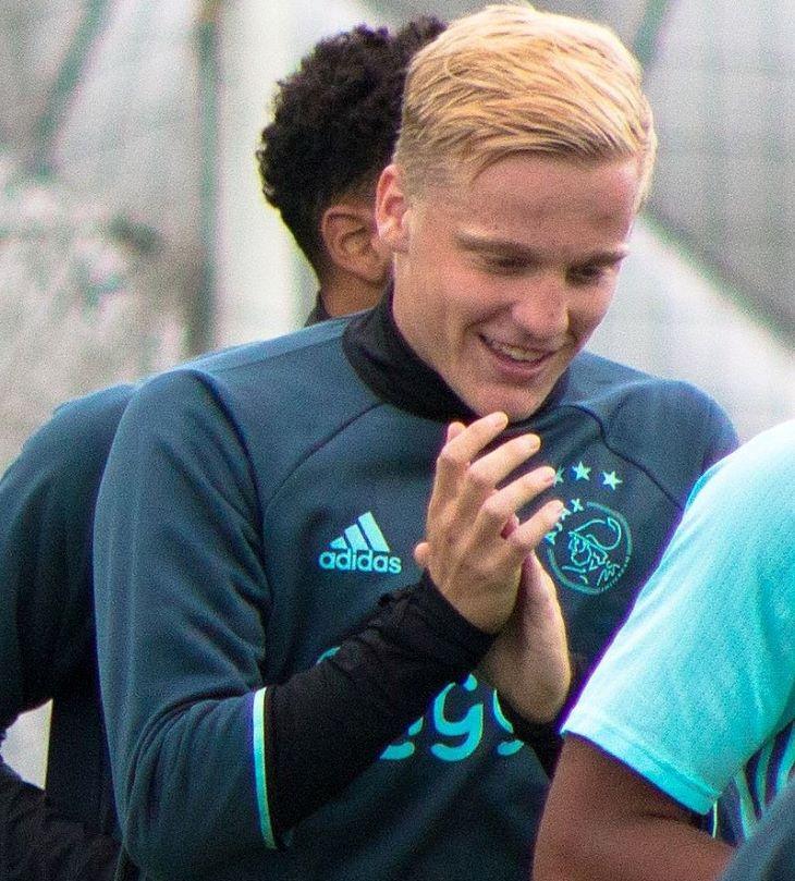 EURO-2020 - Donny van de Beek sérülés miatt lemarad a tornáról