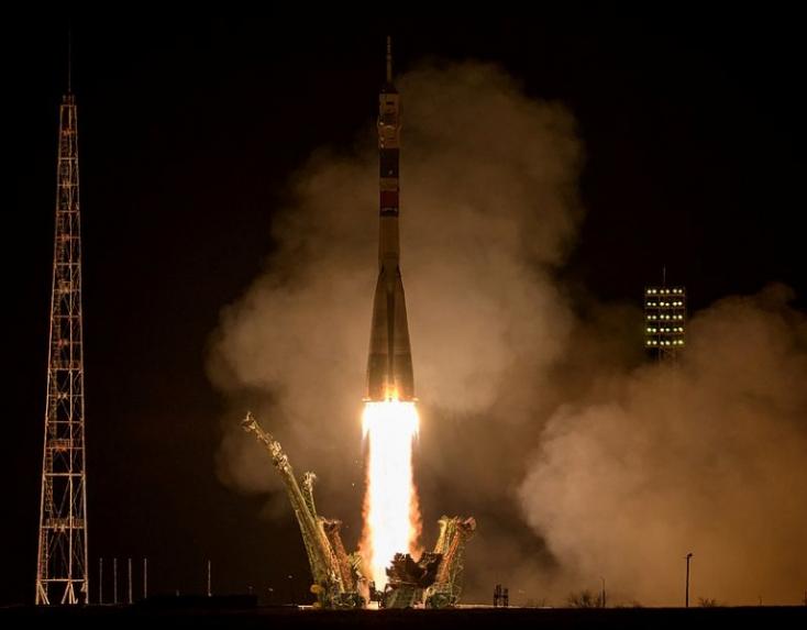 Orosz teherűrhajó indult a Nemzetközi Űrállomásra
