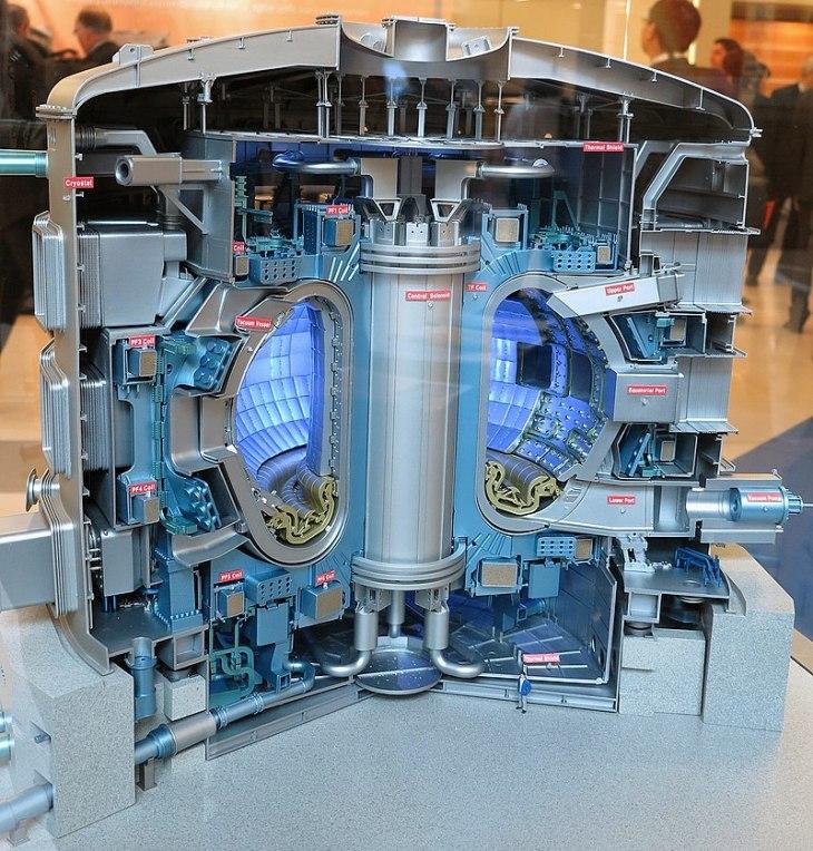A század második felétől működhet a fúziós erőmű