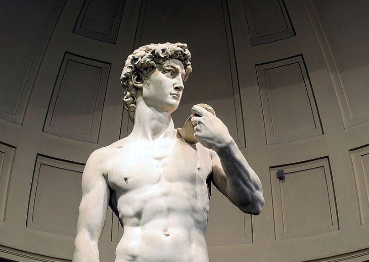 """Michelangelo Dávidjának minden korábbinál pontosabb, """"digitális"""" másolatát küldi Olaszország a dubaji világkiállításra"""