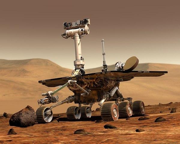 Látható, bár még nem hallható a NASA marsjárója
