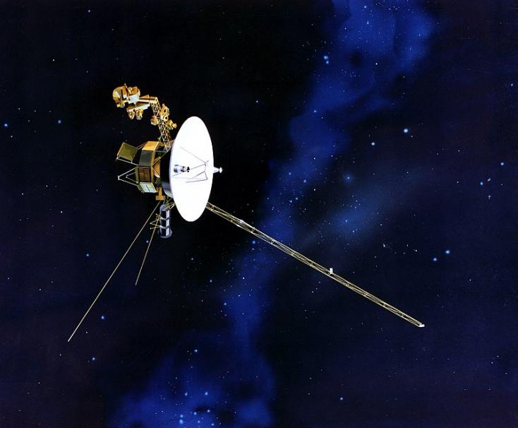 Öt tanulmányt tettek közzé a Voyager 2 űrszonda által a csillagközi térben gyűjtött adatokról