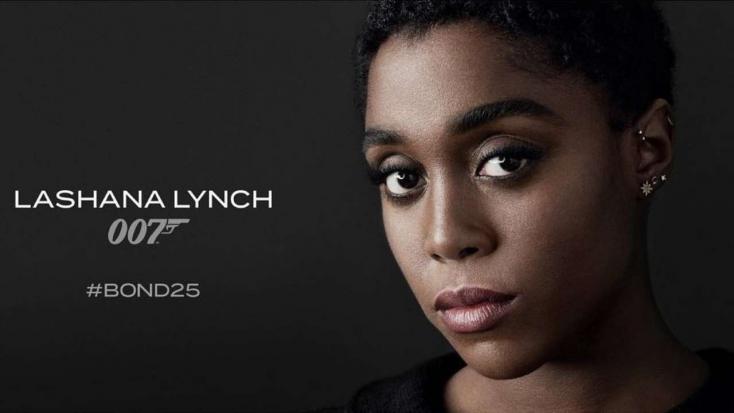 Az új Bond-filmben egy nő helyettesíti a 007-est