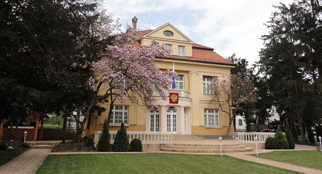 Kémkedésen kaptak egy orosz diplomatát, kiutasították Szlovákiából