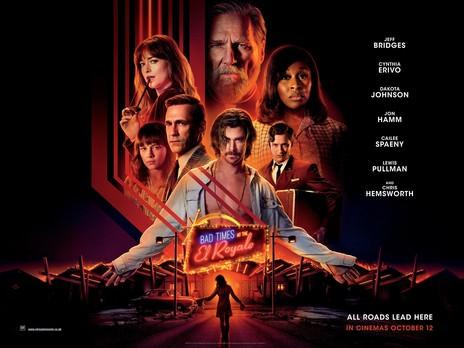 Húzós éjszaka az El Royale-ban: Egy lelkes Tarantino-utánzat