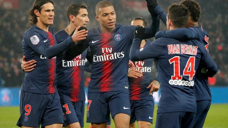 Megvédte címét a francia labdarúgó-bajnokságban a Paris Saint-Germain