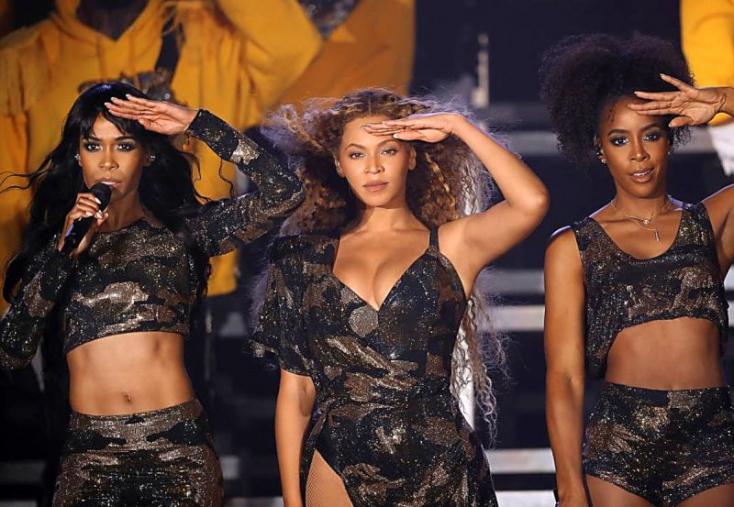 A Destiny's Child újra együtt