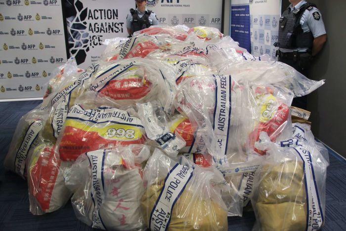 Több mint 1 milliárd dollár értékű drogot foglaltak le