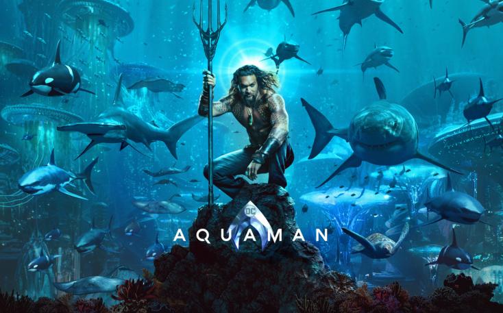 Aquaman: Nem csak egy csepp a tengerben!