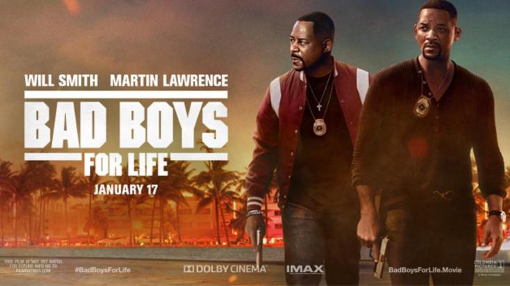 Bad Boys: Mindörökké rosszfiúk – Együtt hajtunk, együtt halunk
