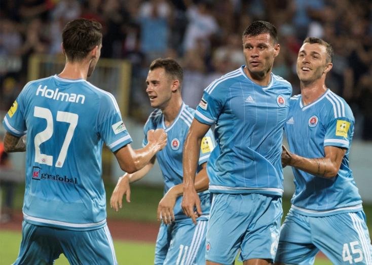 Európa Liga: A Trencsén mellett a Slovan is győzni tudott