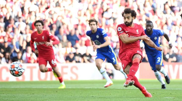 Premier League: Döntetlen a forduló rangadóján Liverpoolban