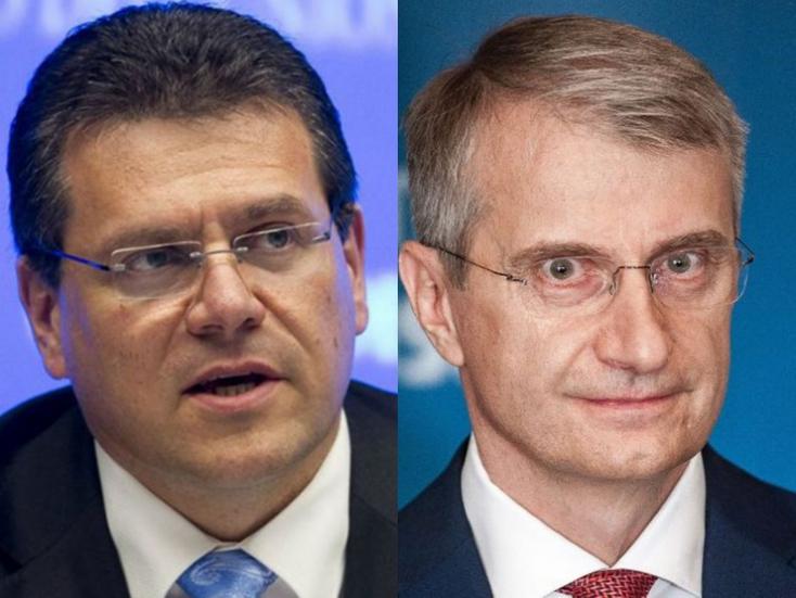 FOCUS: Šefčovič és Mistrík jutna tovább a második körbe, Bugár és Menyhárt között óriási a különbség