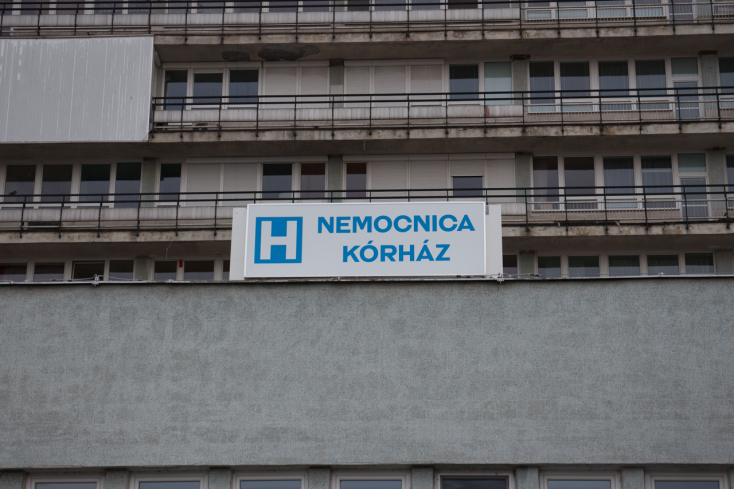 Azt teszi az érsekújvári kórház a pácienseivel, ami a Dunaszerdahelyi járás lakosságára is vár a hétvégén