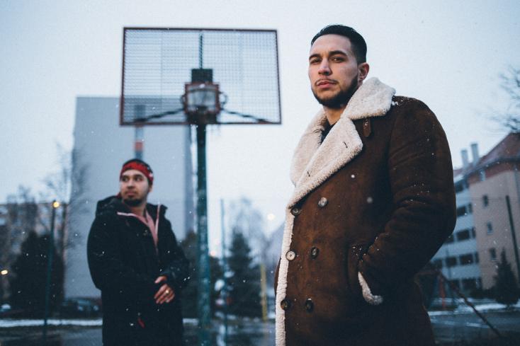 Dreeko és Csiri, a két východi rapper viszi a stílt