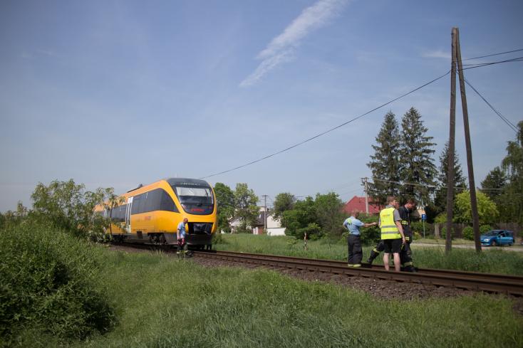 Csak a múlt héten hét embert gázolt halálra a vonat