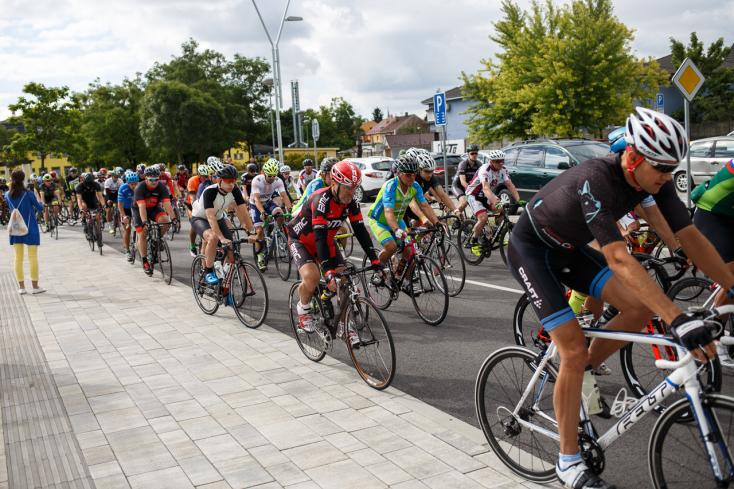 Letekerték az első Kukkónia kerékpárversenyt