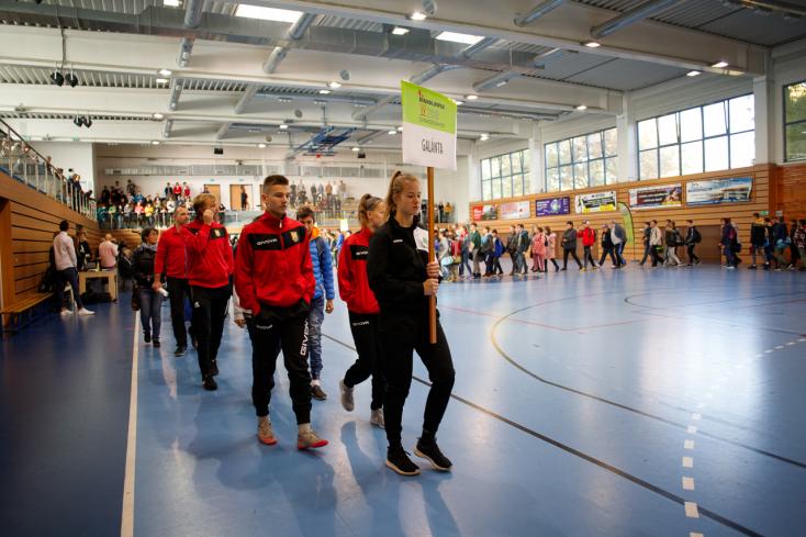 A sport igazi ünnepe a szlovákiai magyar Diákolimpia