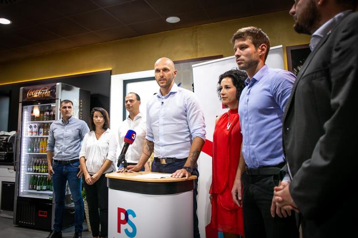 Megalakult a Progresszív Szlovákia magyar platformja, a nyelvtörvénnyel és oktatási kérdésekkel is foglalkoznának (VIDEÓ)