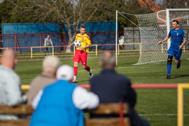 AG Sport (VI.) liga, Dunaszerdahely, 20. forduló: Gólarányt javítottak a gelleiek és a diósförgepatonyiak (FOTÓK)