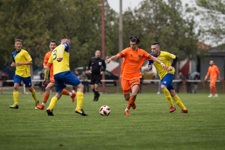 Nyugat-szlovákiai V. liga, Keleti csoport, 15. forduló: Tíz találat Nagykeszin