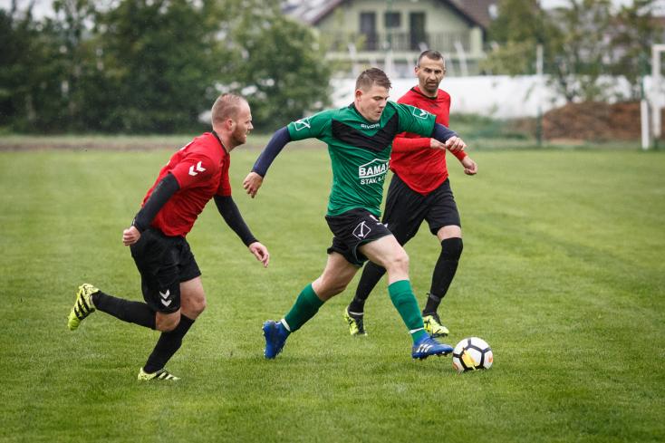 Nyugat-szlovákiai V. liga, déli csoport, 25. forduló: Légen avégén csattant az ostor