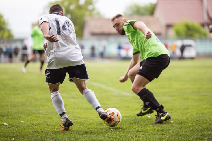 AG Sport (VI.) liga, Dunaszerdahely, 25. forduló: Megrázták magukat a hegyéteiek