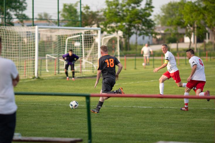 VII. liga, Dunaszerdahely, 26. forduló: Zsinórban 22. meccsüket nyerték abajnok alistáliak