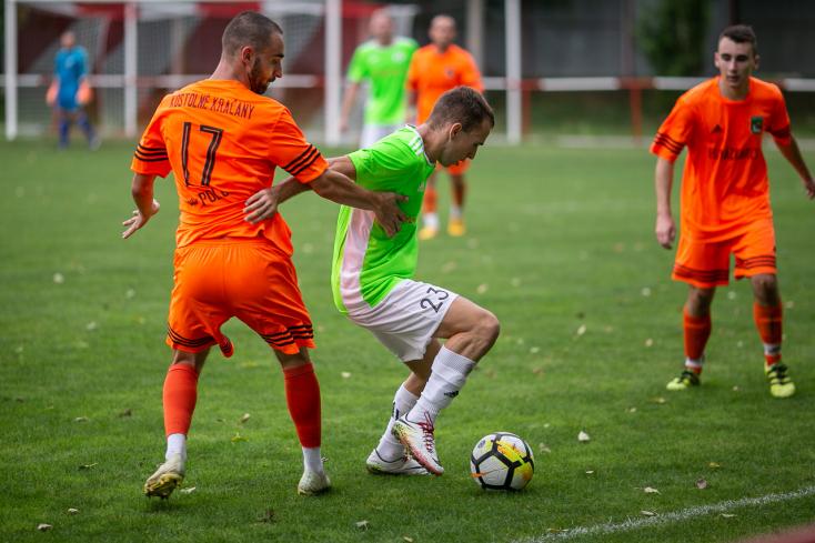 Nyugat-szlovákiai V. liga, déli csoport, 4. forduló: Éllovast vertek a nyárasdiak