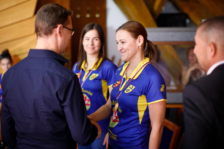 Megünnepelték a dunaszerdahelyi sport- és kulturális sikereket