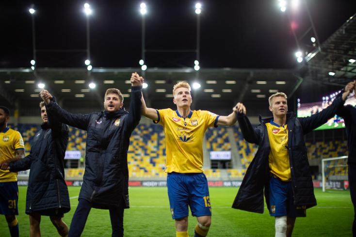 Magyar labdarúgó-válogatott: újfent meghívót kapott Marco Rossitól a DAC két magyar labdarúgója