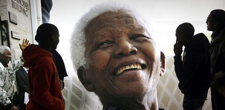 Több mint 100 ezer dollárért kelt el Nelson Mandela egy rajza