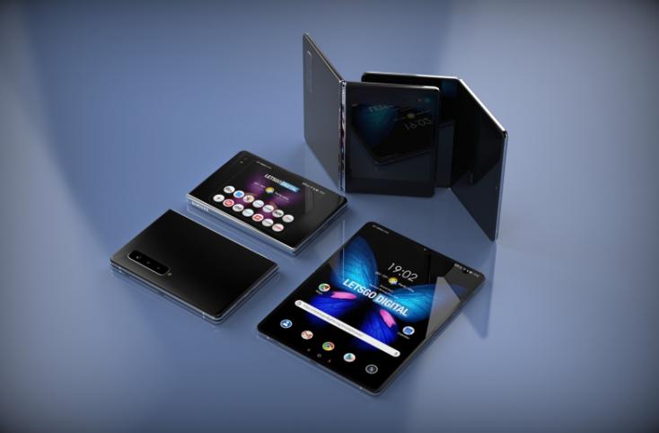 A Samsung 2020 elején dobja piacra a Galaxy Fold második modelljét