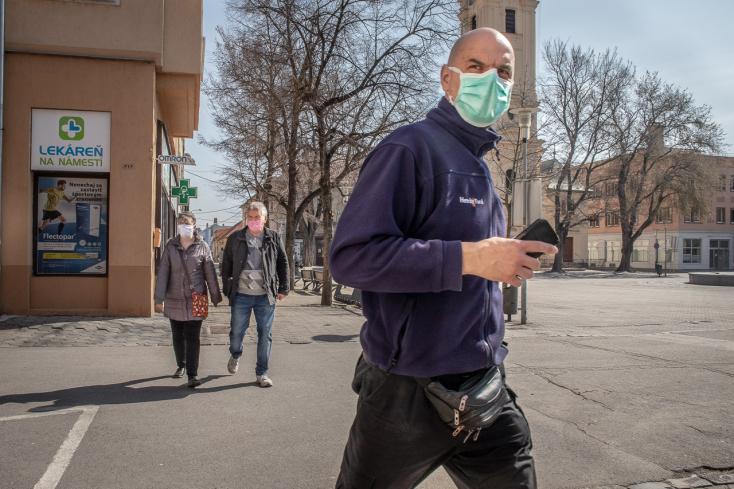 Két nap alatt 150-szer büntetett a rendőrség a szájmaszkok miatt!