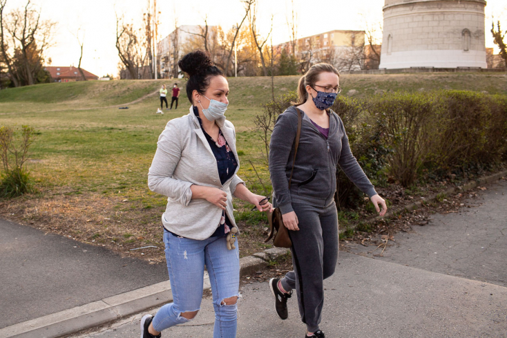 Összesen 140 új fertőzöttet találtak hétfőn a magyarlakta járásokban – mutatjuk, melyikben hányat