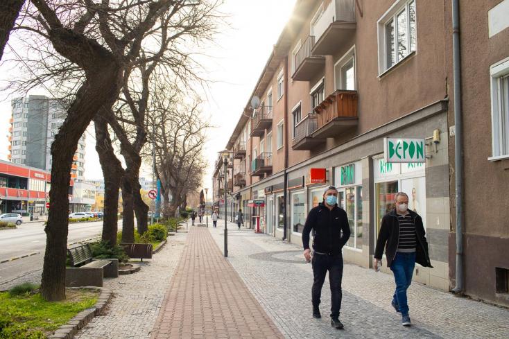 Bőven 20 felett az új fertőzöttek száma a Dunaszerdahelyi, a Komáromi és a Galántai járásban